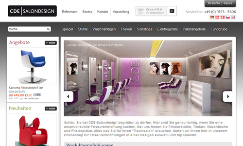 CDE Salondesign